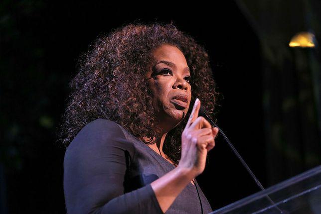 Oprah Winfrey na najnowszej okładce przeszła samą siebie. Ludzie mają dość