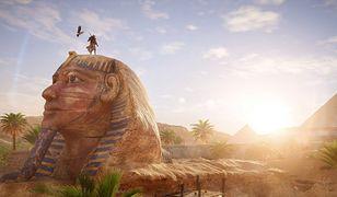 """Nowe """"Assassin's Creed"""" udowadnia, jak mało wiemy o antycznym Egipcie"""
