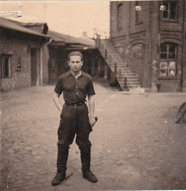 Bohater powstania warszawskiego Stanisław Likiernik: zabiłem go, to było jak pstryknięcie palcem
