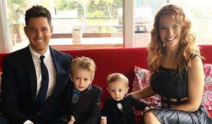 Trzyletni syn Michaela Buble zmaga się z nowotworem. Muzyk wydał oświadczenie