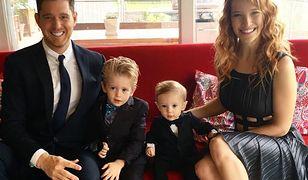 Michaela Buble: trzyletni syn gwiazdy walczy z nowotworem