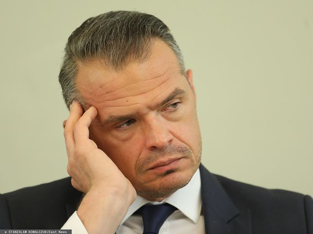 Sławomir Nowak decyzją sądu został aresztowany na 3 miesiące
