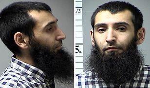 Sajpullo Sajpow z Uzbekistanu jest zadowolony z dokonanego zamachu w Nowym Jorku