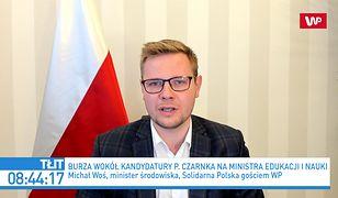 Przemysław Czarnek skrytykował LGBT? Michał Woś poszedł jeszcze dalej