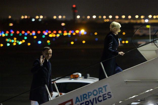 Prezydent Andrzej Duda rozpoczął oficjalną wizytę w Szwecji