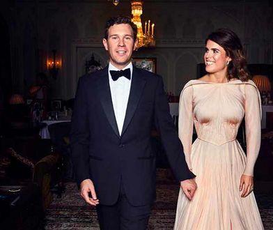 Księżniczka Eugenia i Jack Brooksbank pobrali się 12 października