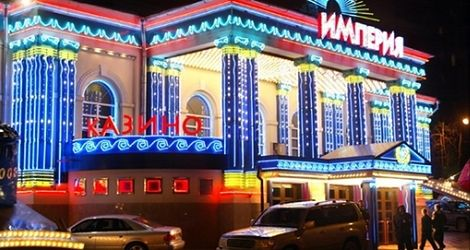 Rosyjska ruletka w Rus Vegas