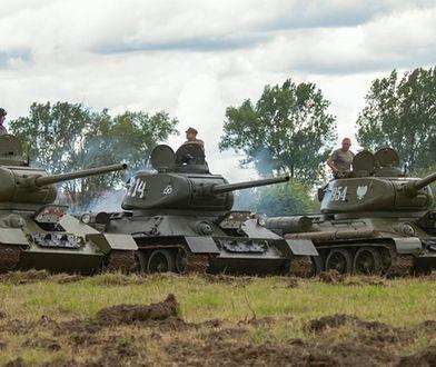 """Inscenizacja """"Bitwy Narodów"""" podczas Walkirii 2014"""