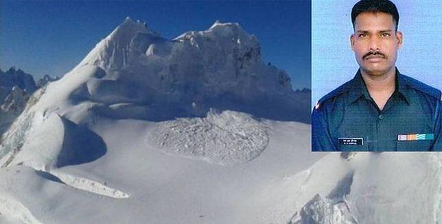 Sześć dni spędził po śniegiem. Żołnierz odnaleziony żywy