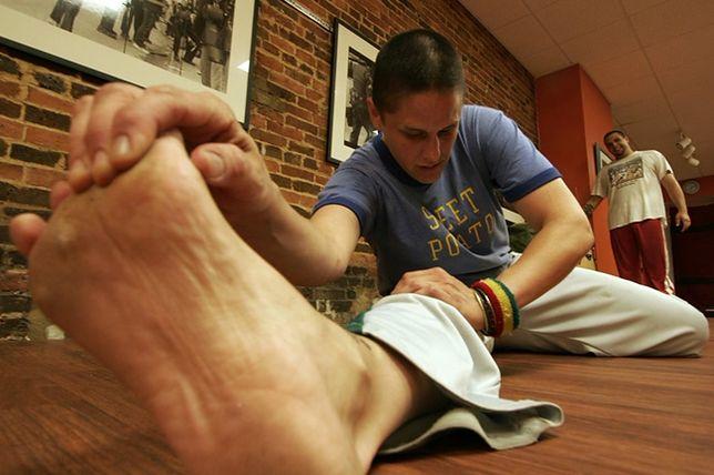 Capoeira, czyli jak wytańczyć kondycję