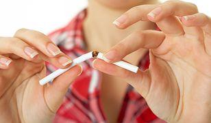 Statystyki mówią, że na 100 osób próbujących rzucić palenie, 96 się to nie udaje