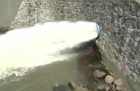 Plichowice u progu katastrofy ekologicznej? Rzeka Bóbr zanieczyszczona
