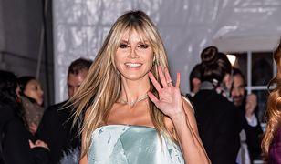 Córka Heidi Klum została modelką. Biologiczny ojciec nie chce jej znać