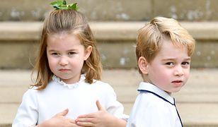 """Brytyjskie książęta napisały do zmarłej babci. """"Tata za tobą tęskni"""""""