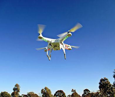 Drony w ostatnich czasach zyskują dużą popularność