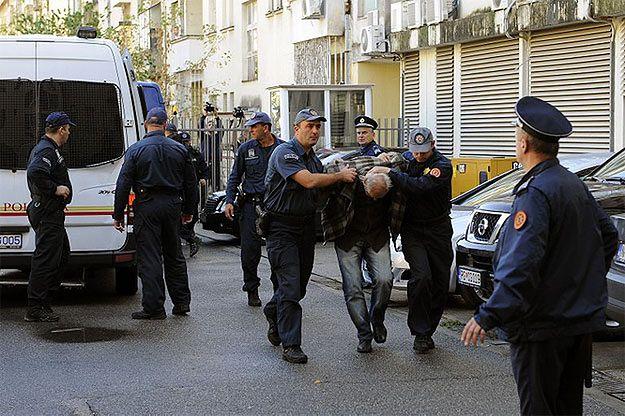 20 Serbów zatrzymanych w Czarnogórze. Są podejrzani o przygotowywanie ataków