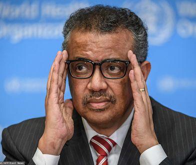 Koronawirus. WHO apeluje o ostrożność w związku z pandemią