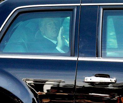 Donald Trump w Singapurze