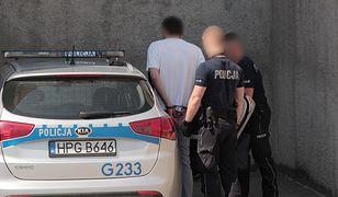 Kraków. Gangsterzy zjechali do Krakowa z innych regionów, a nawet państw