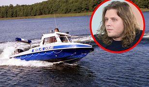 Piotr Woźniak-Starak jest poszukiwany na jeziorze Kisajno od niedzieli