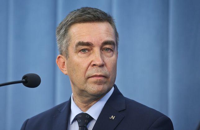 Poseł Nowoczesnej Zbigniew Gryglas odchodzi z partii