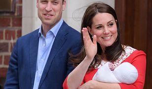 Książę William podpisał akt urodzenia księcia Louisa