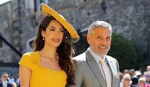 Żona Clooneya jest młodsza od niego o 17 lat
