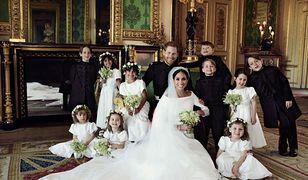 Zdjęcia ślubne Meghan Markle i księcia Harry'ego