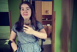 Niepełnosprawna Ola wyszła z domu bez rajstop. Post zrobił furorę