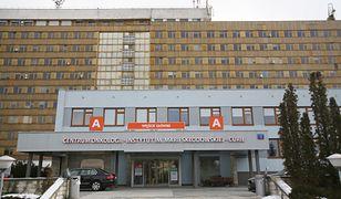 Warszawa. Centrum Onkologii z oddziałem dla pacjentów z koronawirusem