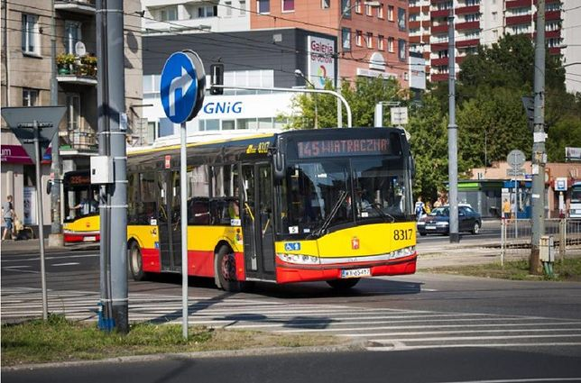 Weekendowe trasy objazdowe 145 i N62