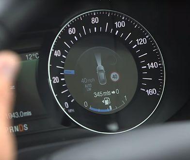 Samochód nie pozwoli przekroczyć prędkości i zjechać z pasa. Nowe przepisy planowane na 2020