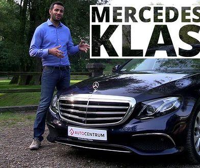 Mercedes-Benz Klasa E 220d 2.0 194 KM, 2016 - test AutoCentrum.pl #275