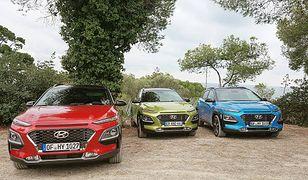Hyundai Kona wyceniony. W pierwszej kolejności na rynek trafi wersja Premiere