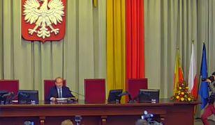 Sesja Rady Miejskiej w Łodzi była czwartą w tej kadencji