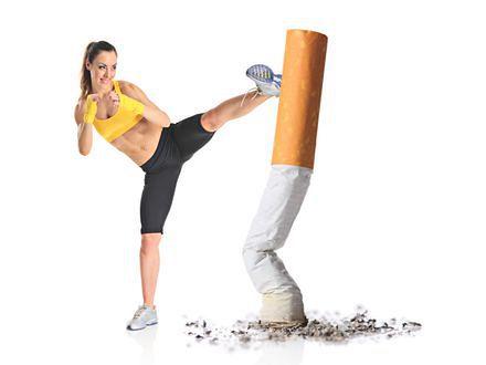 30-latki, rezygnując z palenia, zyskują 10 lat życia