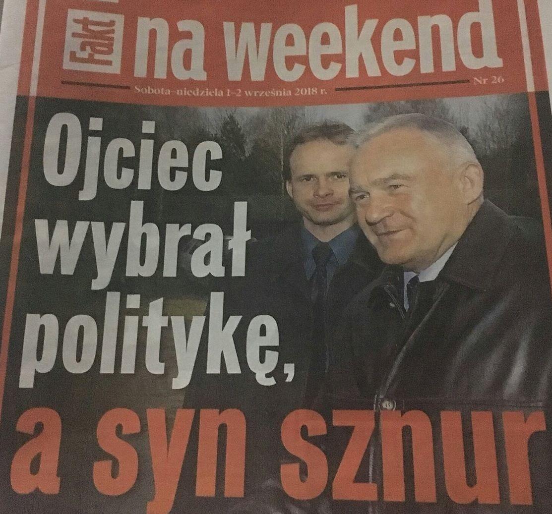 """Press Club Polska reaguje na skandaliczną okładkę o Leszku Millerze. """"To nie dziennikarstwo"""""""