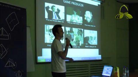 Co tak właściwie robi producent gier komputerowych? [PYRKON 2012]