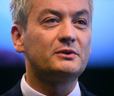 Robert Biedroń od 17 lat związany jest z Krzysztofem Śmiszekiem