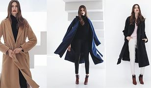 Płaszcze - jesienne trendy w modzie damskiej