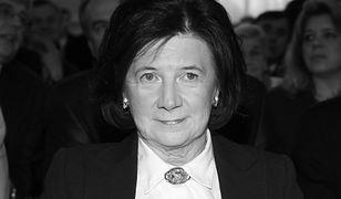 Maria Kaczyńska zginęła w katastrofie smoleńskiej
