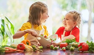 Najtrudniejszym zadaniem przed rodzicami niejadka jest przekonanie swoich rodziców do jedzenia warzyw.