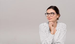 Bluzka do pracy nie musi być gładka i biała