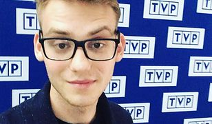 Zawieszony reporter TVP Info Ziemowit Kossakowski