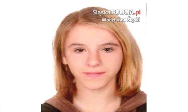 Zaginęła 16-letnia Sandra. Policja prosi o pomoc