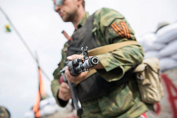 Ukraiński separatysta: Polacy walczą po naszej stronie