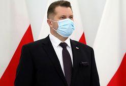 """Przemysław Czarnek rzucił datę powrotu do szkół. """"Jest to realne"""""""