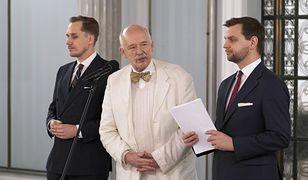 """Janusz Korwin-Mikke o Hitlerze """"Nie ma dowodów, że o tym wiedział"""""""