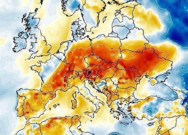 Niż Ignaz odejdzie, za kilka dni wrócą letnie temperatury. Gorący początek jesieni.