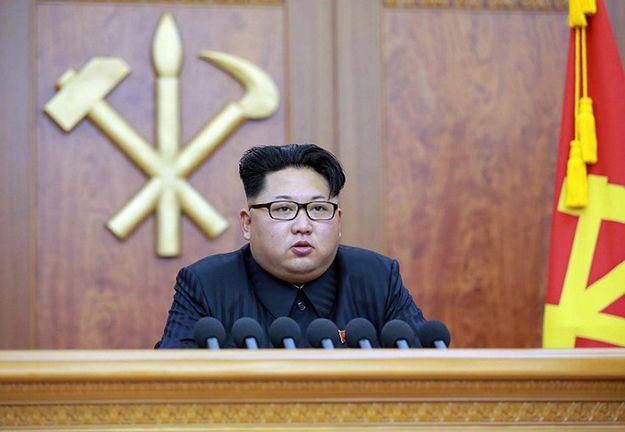 Kim Dzong Un chwali na zjeździe partii sukcesy Korei Północnej w dziedzinie zbrojeń